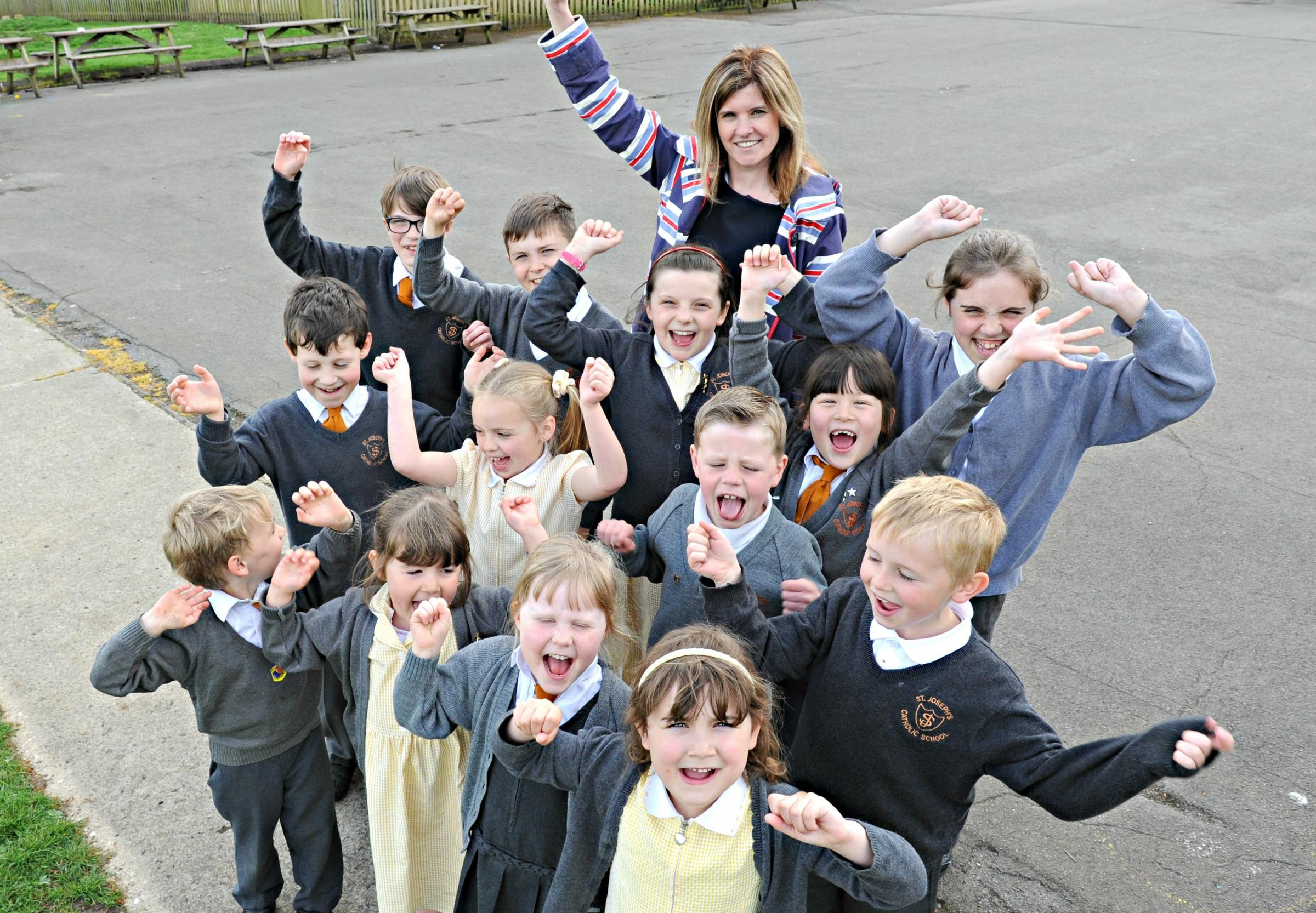 Primary school in Nympsfield boosts Ofsted score