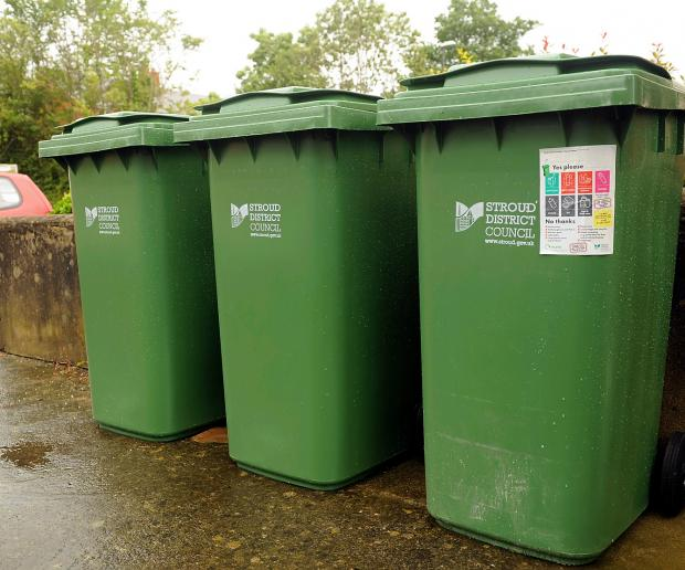 Green bin 'stealth tax' to be reviewed by South Gloucestershire Council