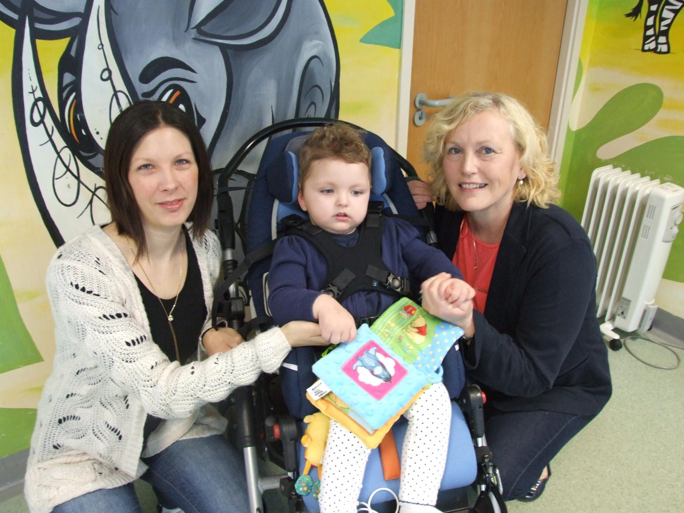 Young patients are moved from Frenchay to Bristol Children's Hospital