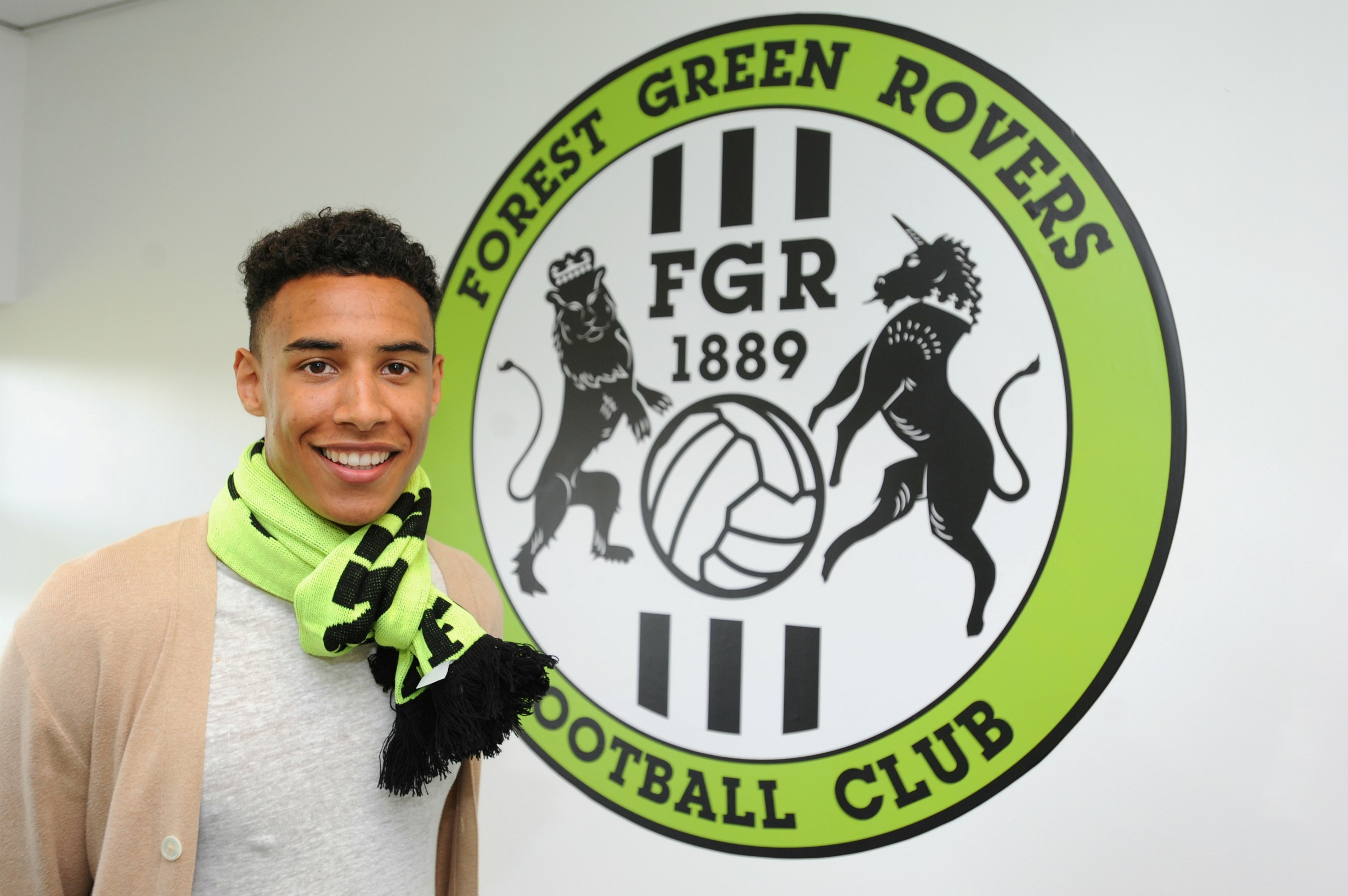 Forest Green boss Ady Pennock snaps-up striker Kurtis Guthrie on a two-year deal