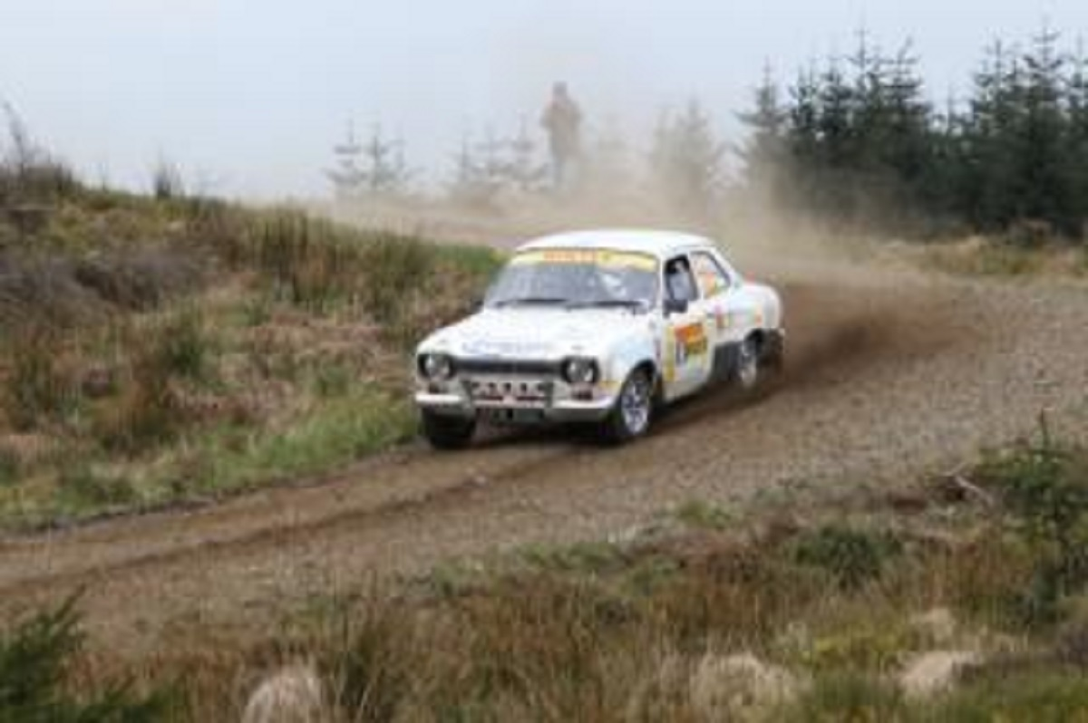 David Stokes in action at the Pirelli Historic CupPicture by KPB Photography