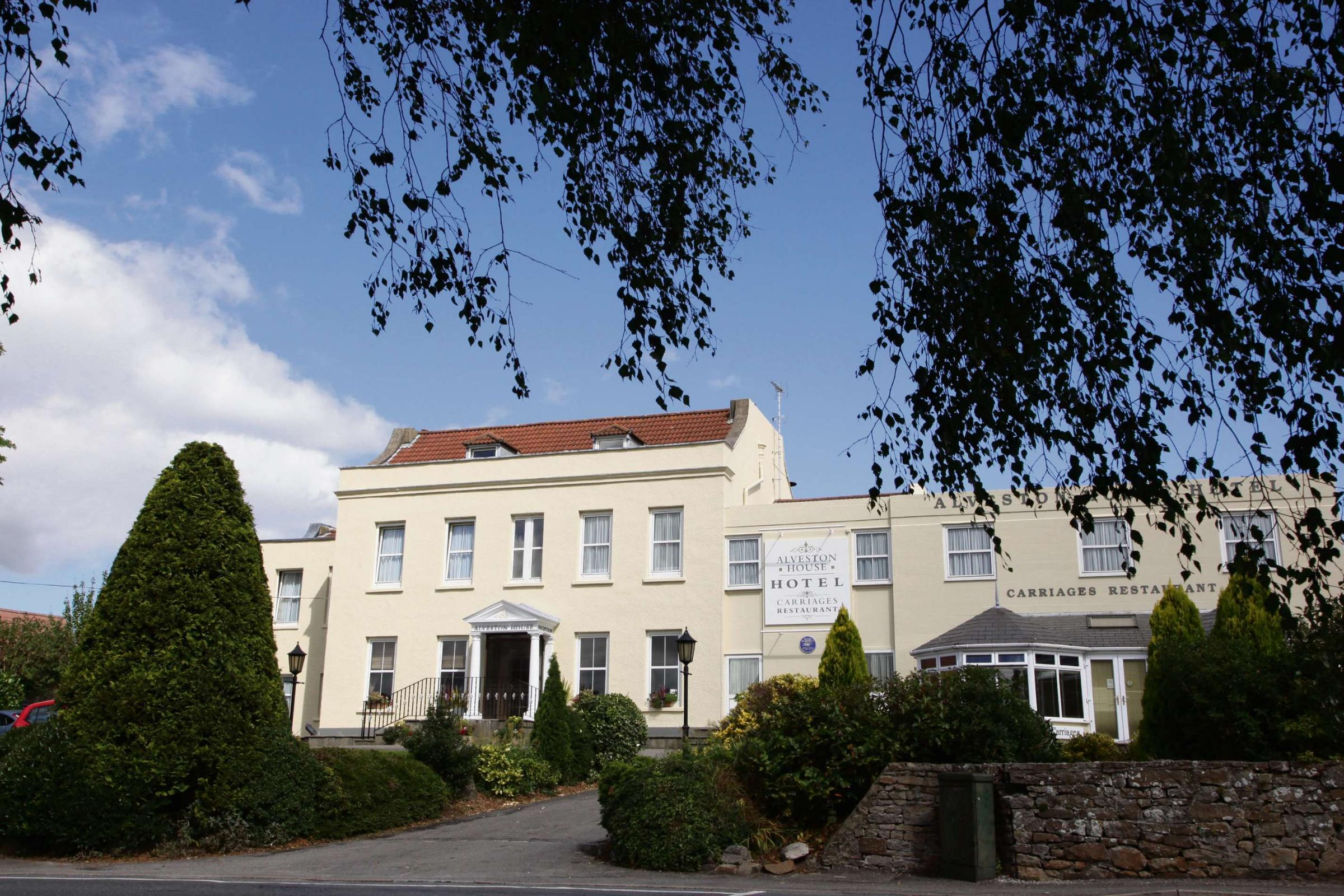 Alveston House Hotel has been awarded a prized silver grading for sustainability  (6140954)