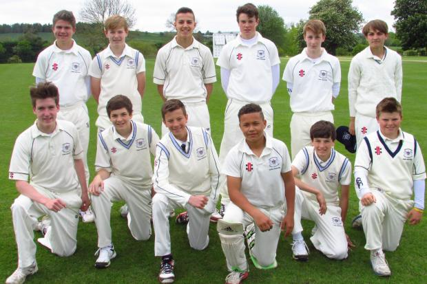 Gloucestershire under-14s