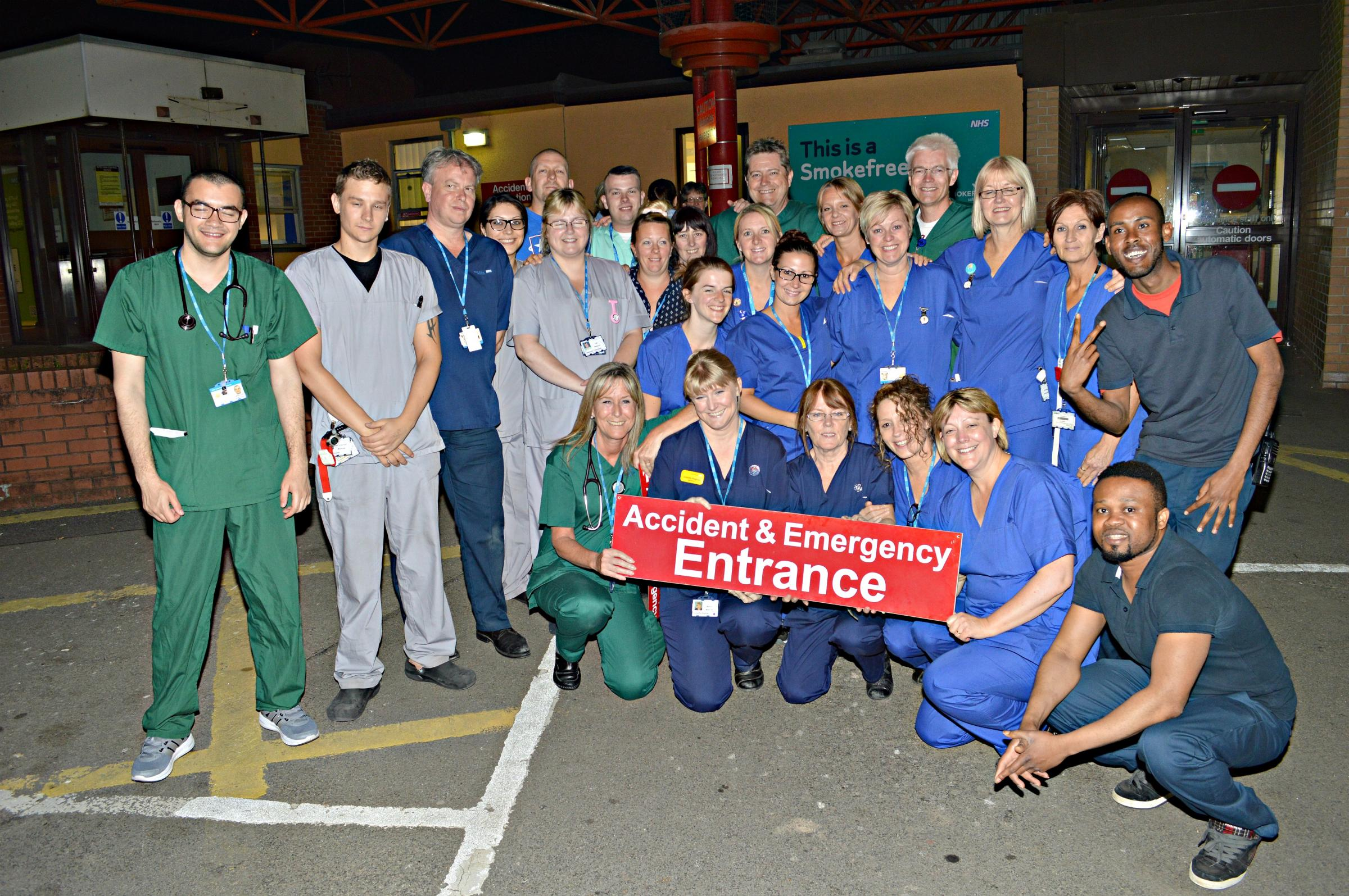 One door closes as another opens - Frenchay A&E moves to Southmead