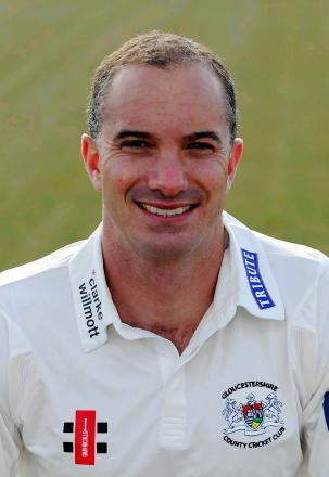 Gloucestershire CCC captain Michael Klinger