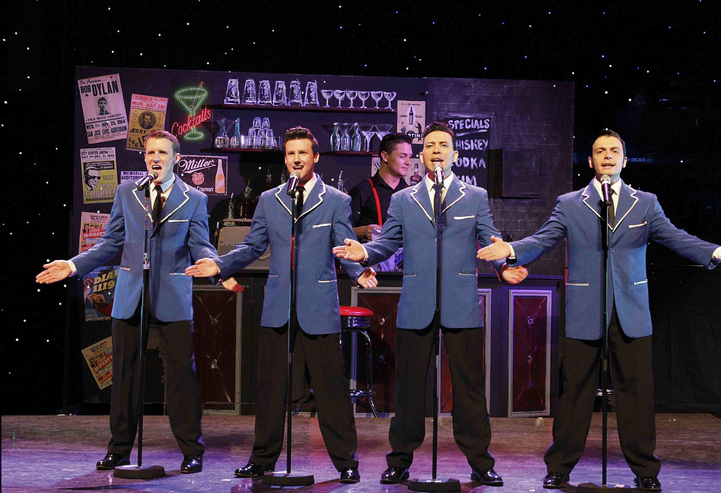 Review: New Jersey Nights at the Theatre Royal Bath