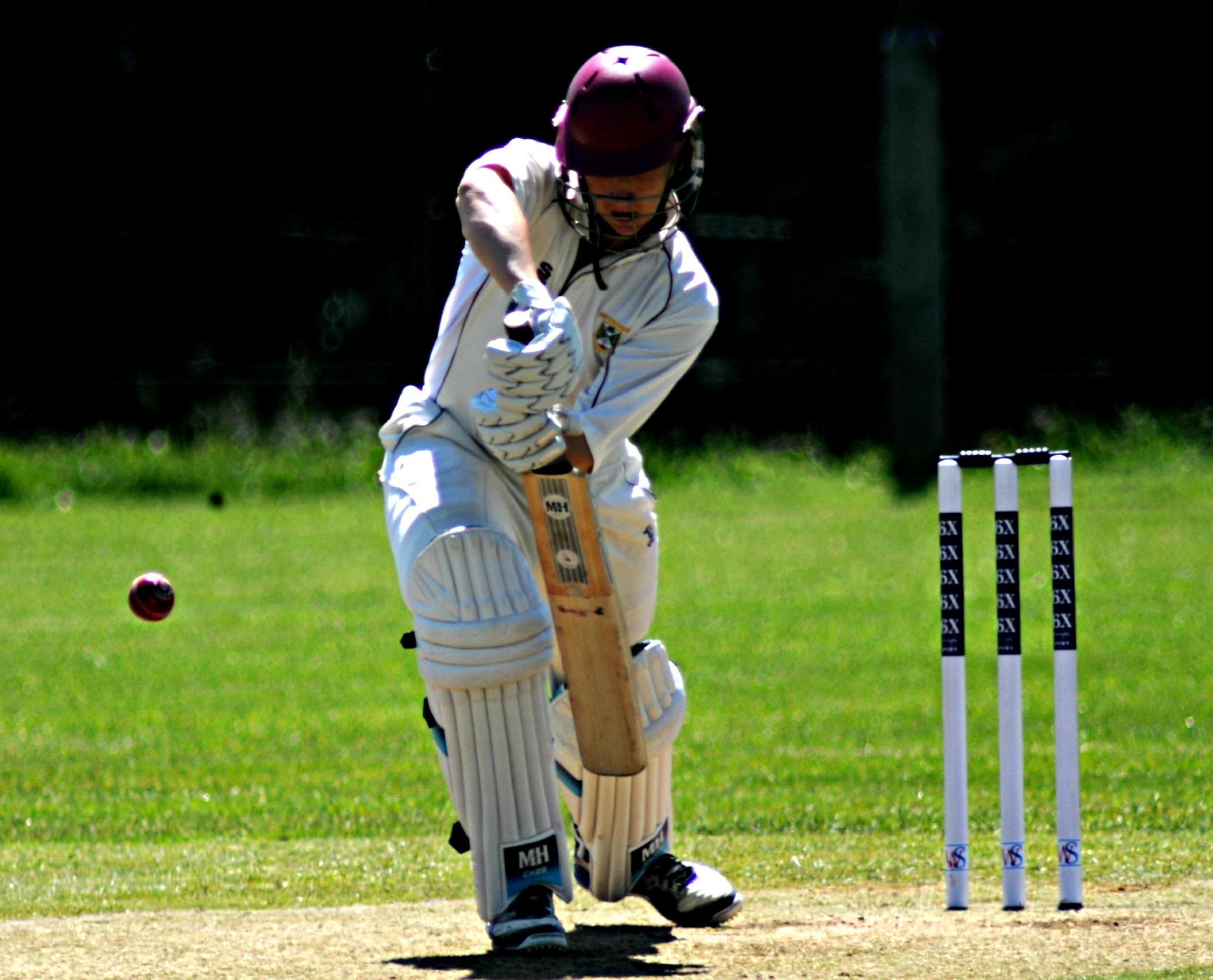 Cricket: Slade narrowly misses out on ton in Winterbourne win