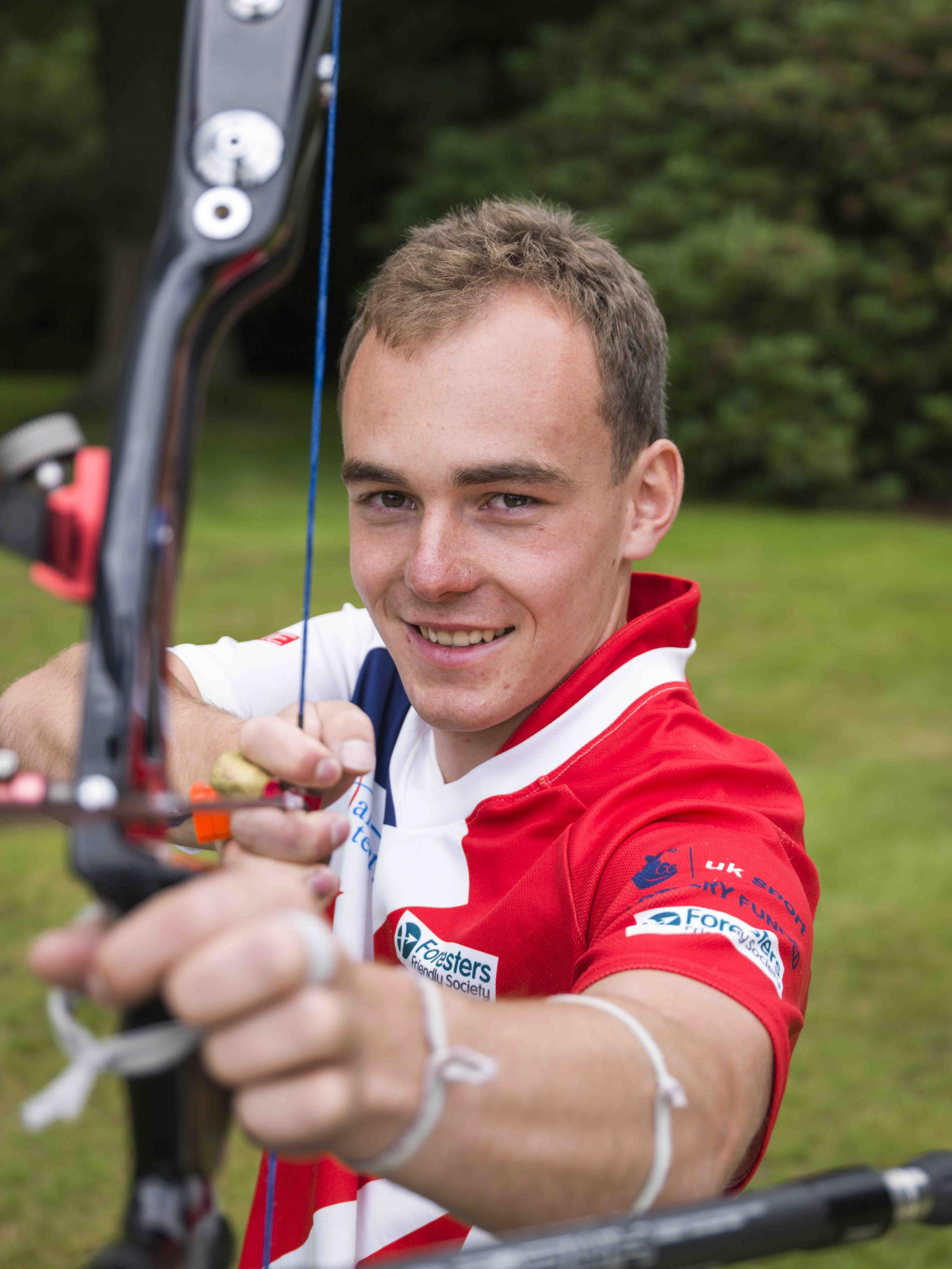 Archery: Slater to represent Great Britain in Moscow