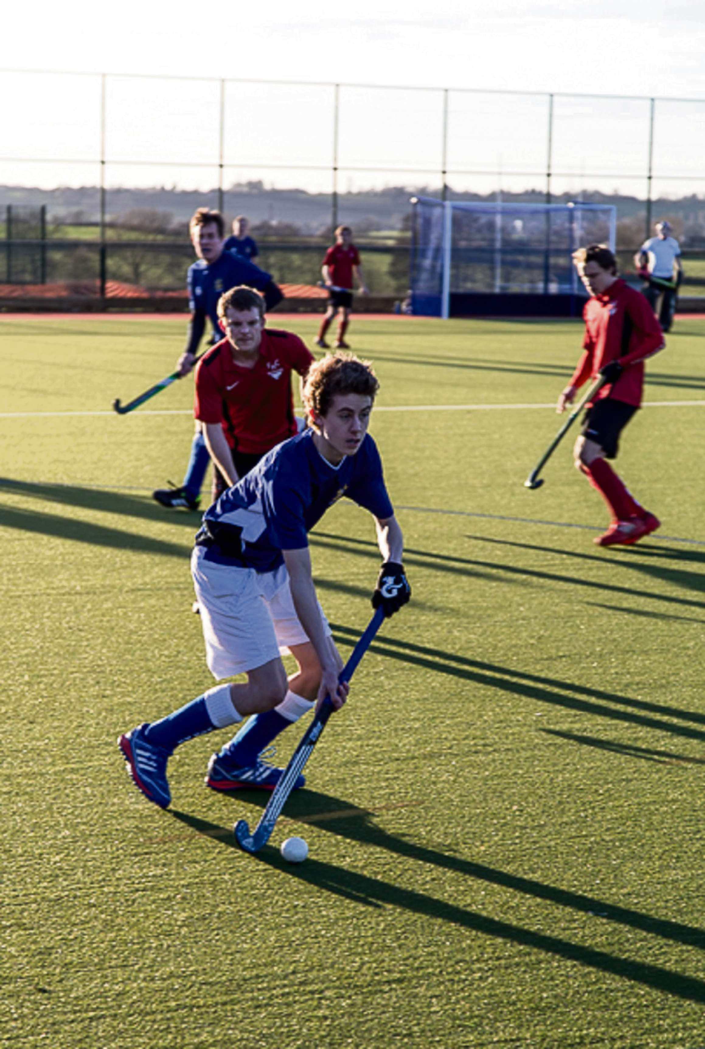 Hockey: Wotton youngster  earns England call-up