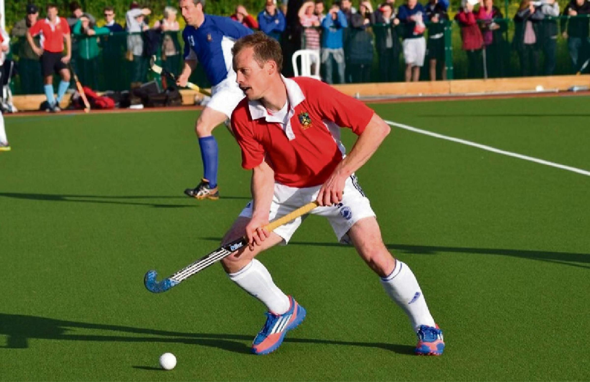Hockey: Olympians boost Wotton festival