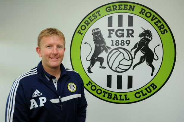 VIDEO: Forest Green boss Ady Pennock is ready for the big kick-off at Southport