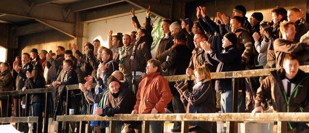 FGR fans are being urged to snap-up the remainig tickets