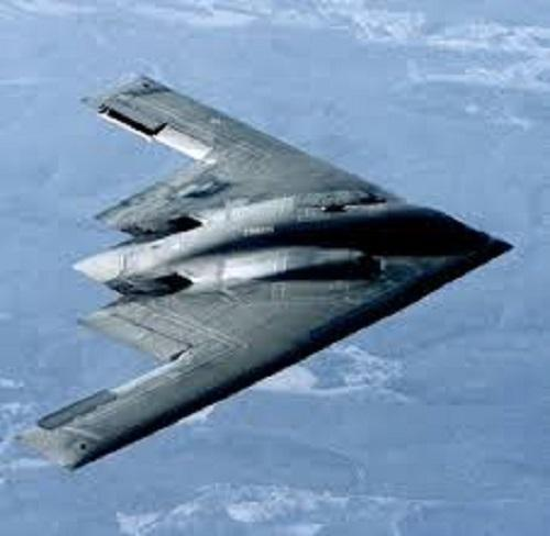 Gazette Series: Stealth Bomber spotted zooming over the Cotswolds is part of RAF Fairford exercise