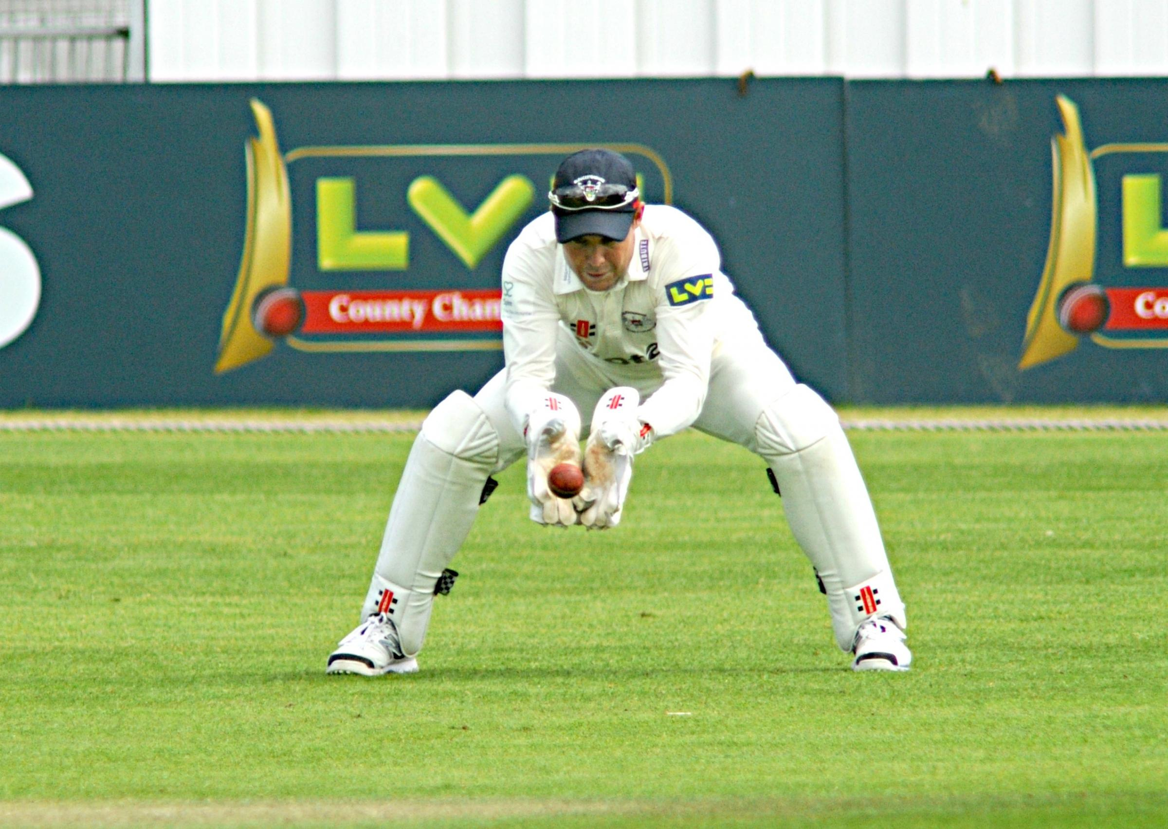 Gloucestershire wicket keeper Geraint Jones (7048672)