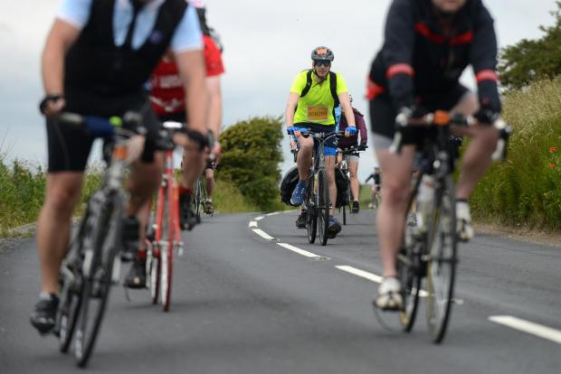 Cyclists to descend on Chipping Sodbury this weekend
