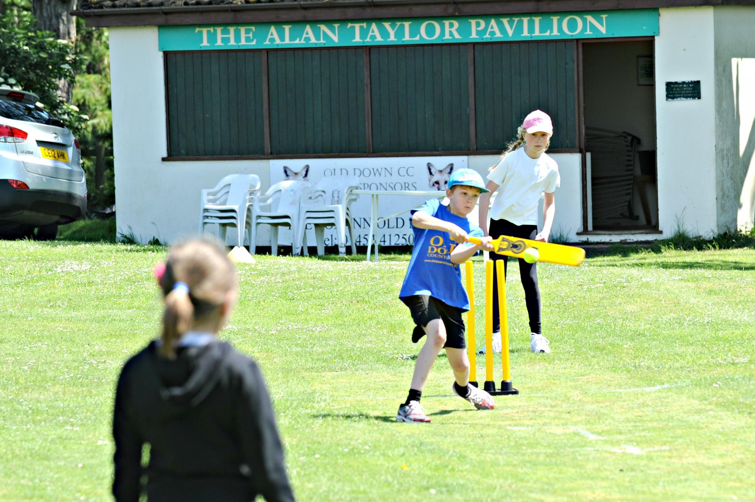 Youth Cricket: Olveston triumph at Old Down Festival