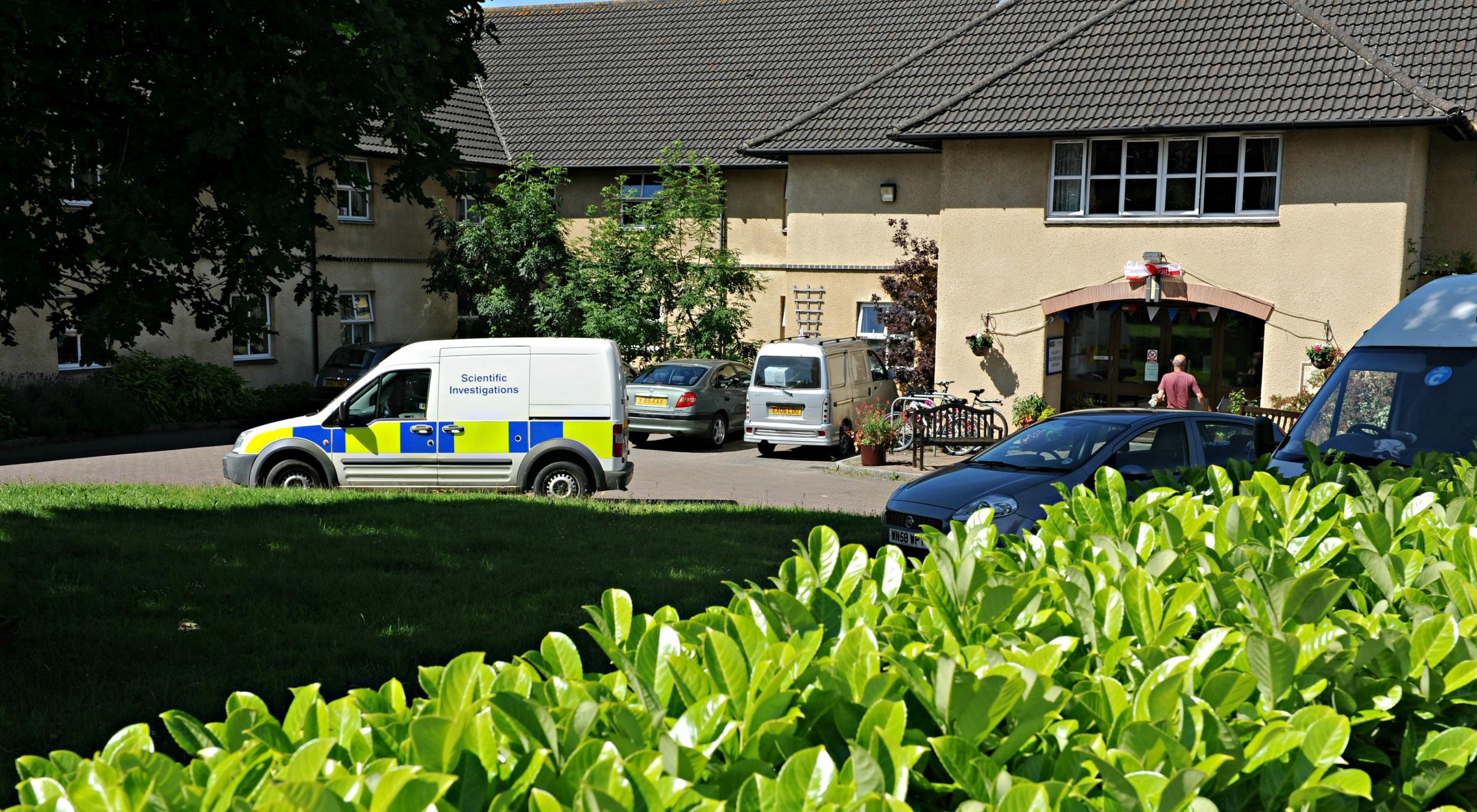 Yate murder latest - care home staff found victim dead in her room