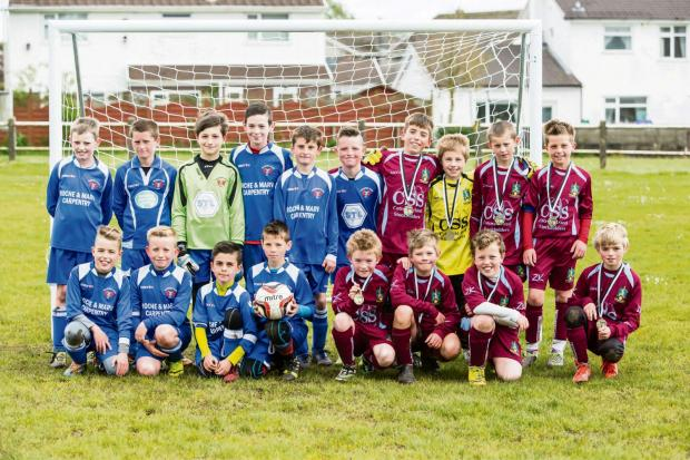 Gazette Series: Wotton Rovers under-10s