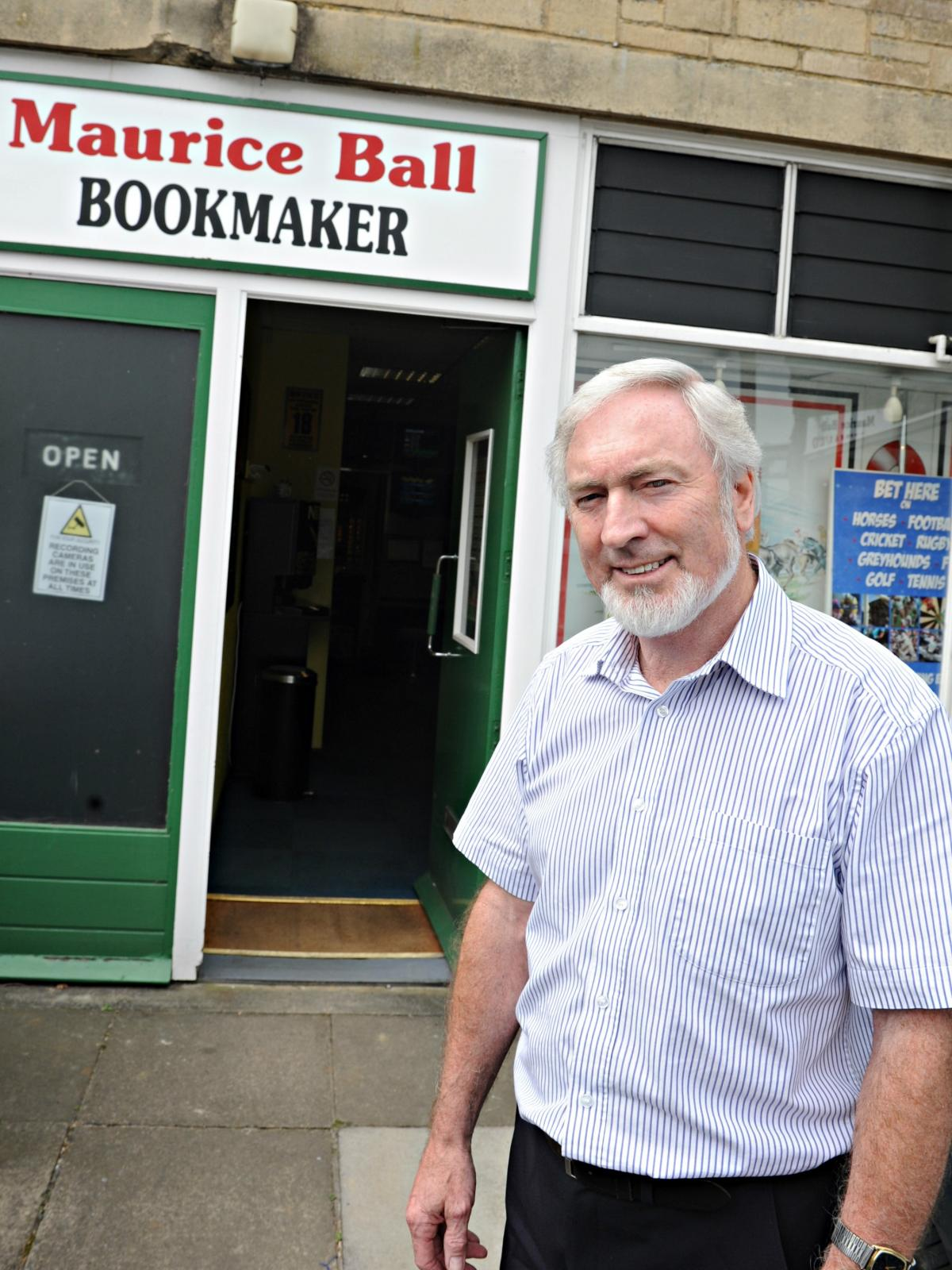 Dursley's bookie for 38-years calls it quits | Gazette Series