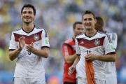 Germany progress after victory over lacklustre France