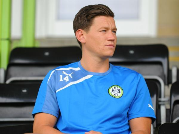 VIDEO: New Forest Green signing James Jennings discusses his hopes for the season