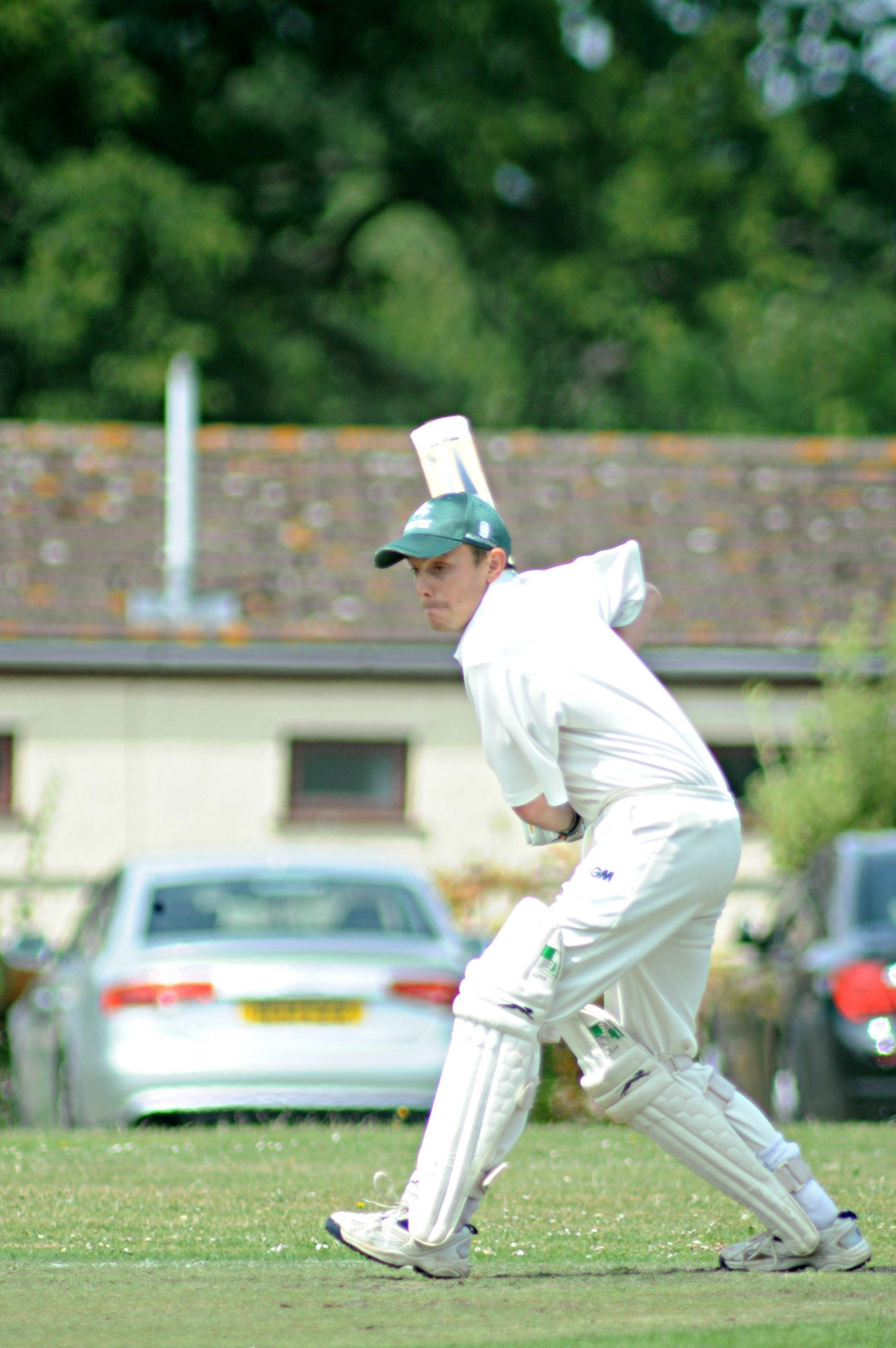 Cricket: Old Down climb out of relegation zone after shocking league leaders Almondsbury