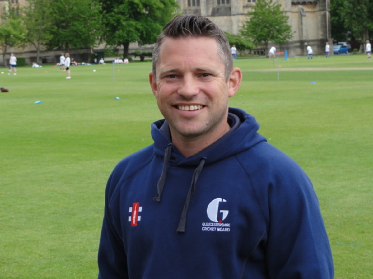 Gloucestershire chief executive Steve Silk