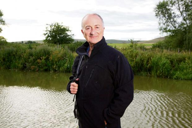 Sir Tony Robinson is urging people to look after Gloucestershire's canals (8089894)