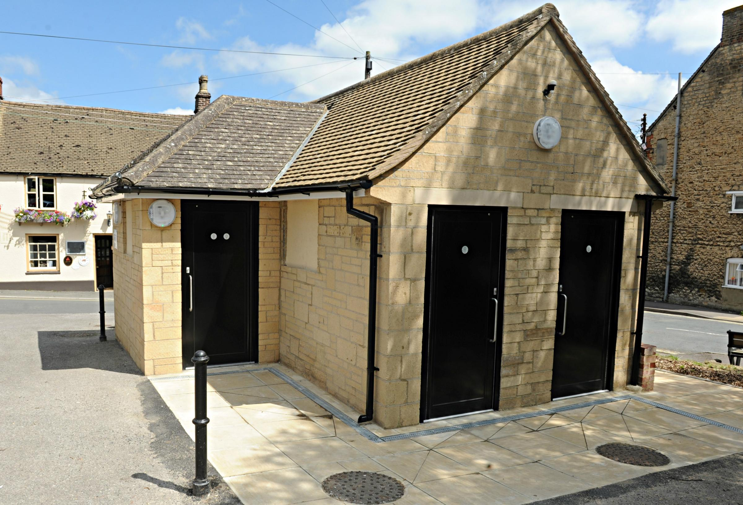 "Transformed Dursley toilets now ""best in county"""
