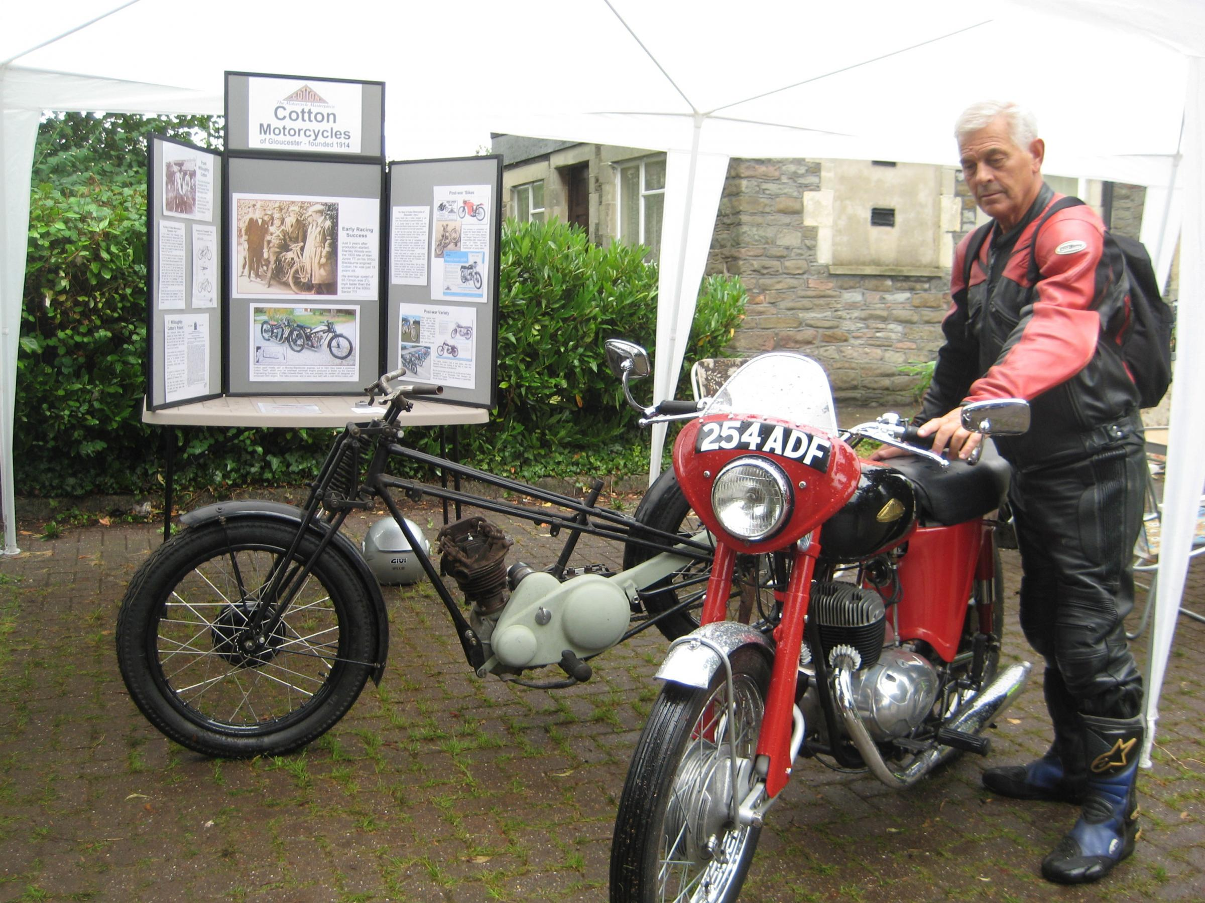 Vintage day at Frenchay Museum