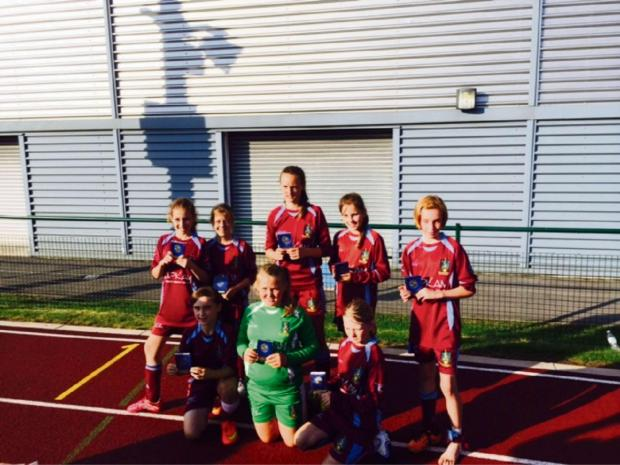 Wotton Rovers U12 Girls