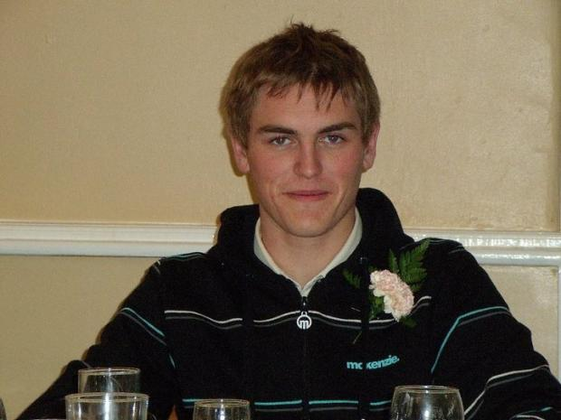 Chris Pegler, 18, from Wotton-under-Edge, died within 24 hours of contracting meningitis (8717482)