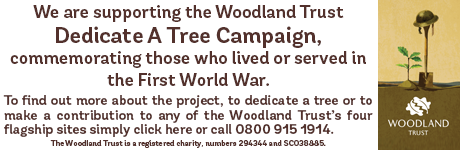 Gazette Series: Woodland Trust