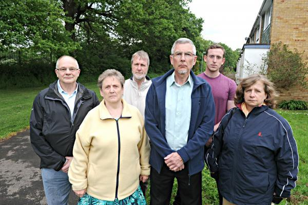 Residents and councillors in Hardwicke, which borders the Rodford school site in Yate