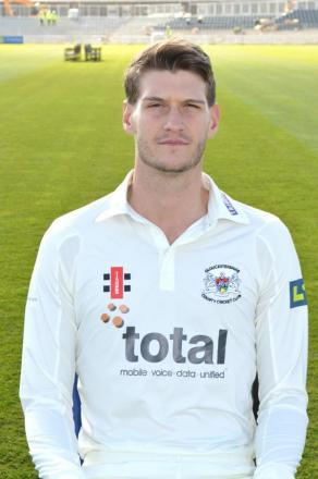Gloucestershire bowler David Payne
