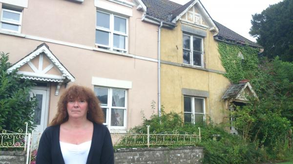 Rundown Wotton home causing council headache