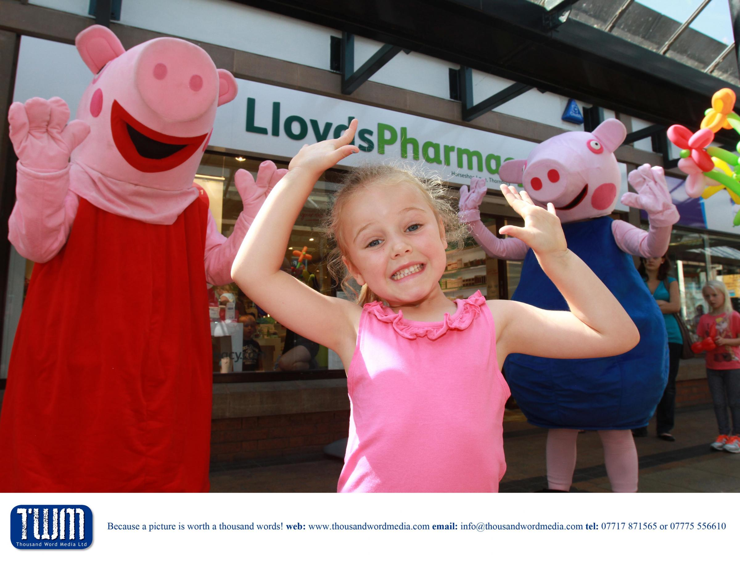 Lloyds Pharmacy in Thornbury launches new health concept