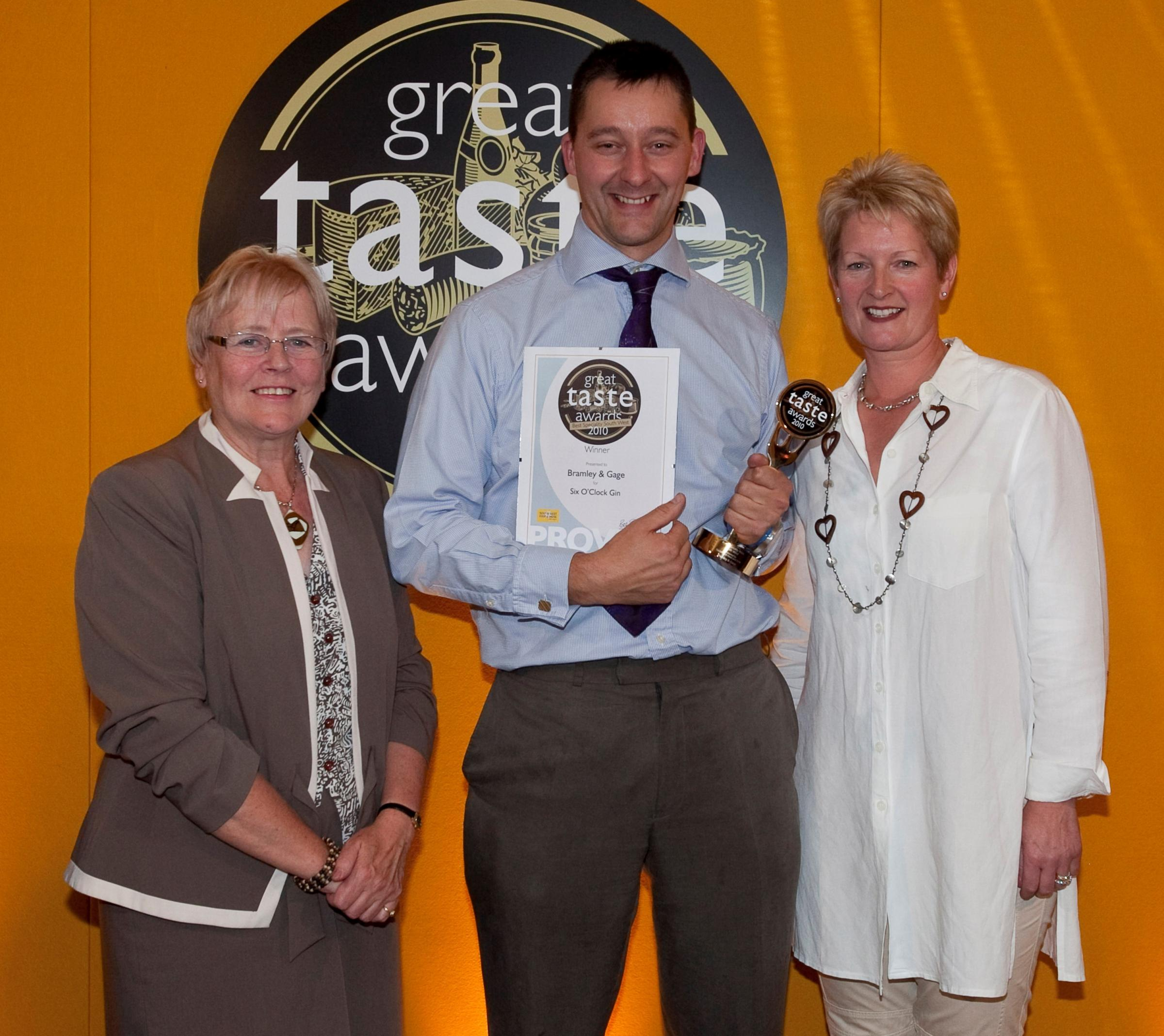 Thornbury gin wins yet another award