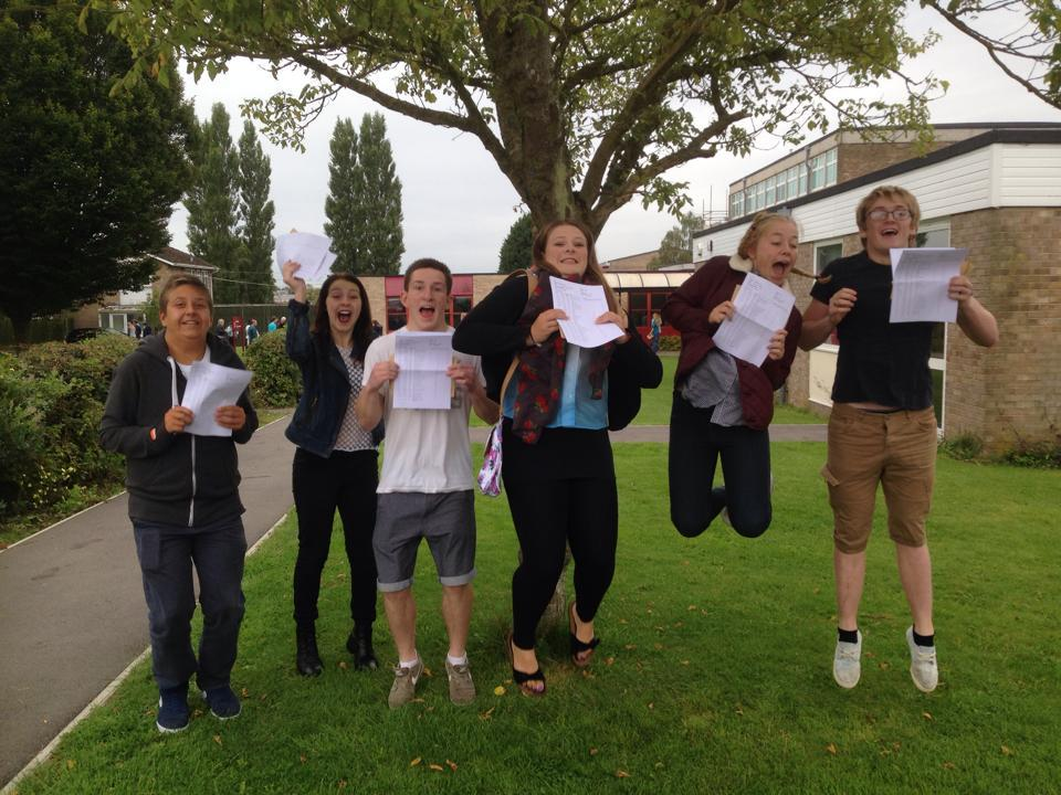 """Excellent"" GCSE results for Wotton school"