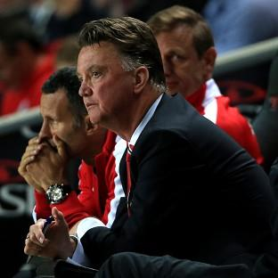 Louis van Gaal watch
