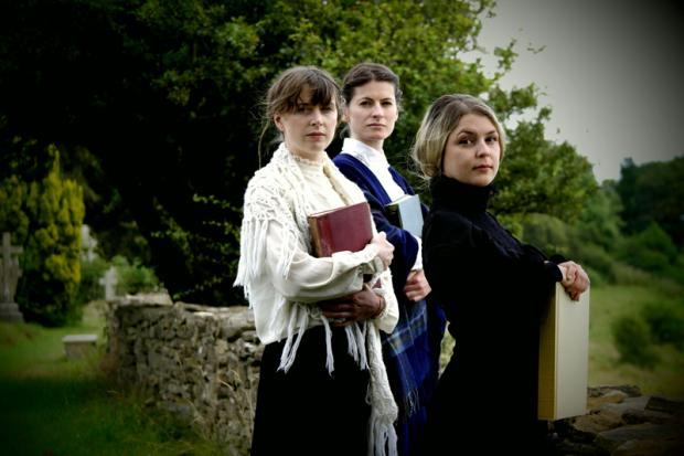 The Bronte sisters' tales are brought to life in Bristol and Bath this autumn