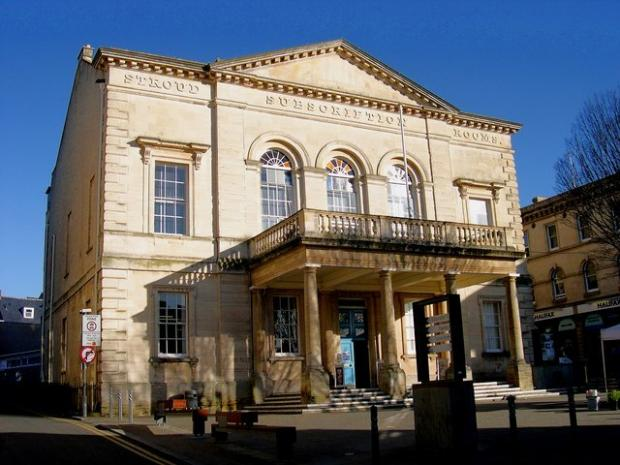 Stroud Subscription Rooms (10022454)