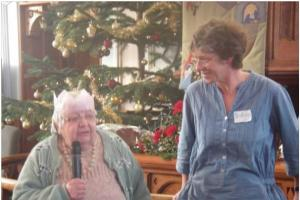 Friends at Christmas are calling for volunteers around Dursley over the Christmas period