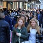 Gazette Series: High streets are expecting a £1.2bn Panic Saturday shopping splurge