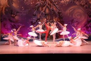 Russia's acclaimed ballet company returns to Bristol