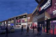An artist's impression of the cinema development, to be called Yate Riverside