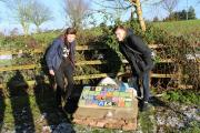Chipping Sodbury students' creative work to enhance the town celebrated