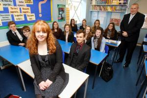 Student at Wotton school wins national sociology competition with her imaginative essay