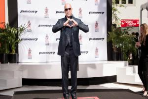Vin Diesel says he can feel Paul Walker's presence at hand print ceremony