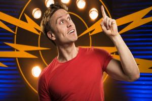 Russell Howard can't bear watching himself on TV